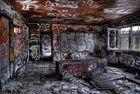 Graffitti Room - HDR
