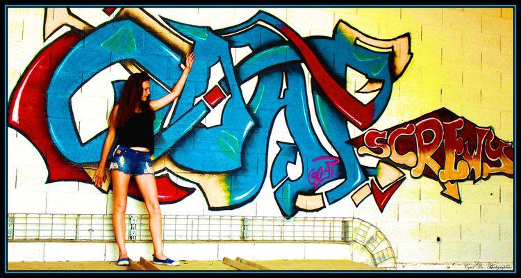 Graffitty color's