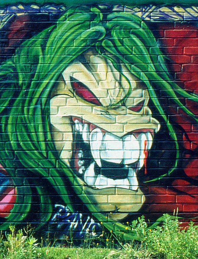 Graffitty - Gorilla
