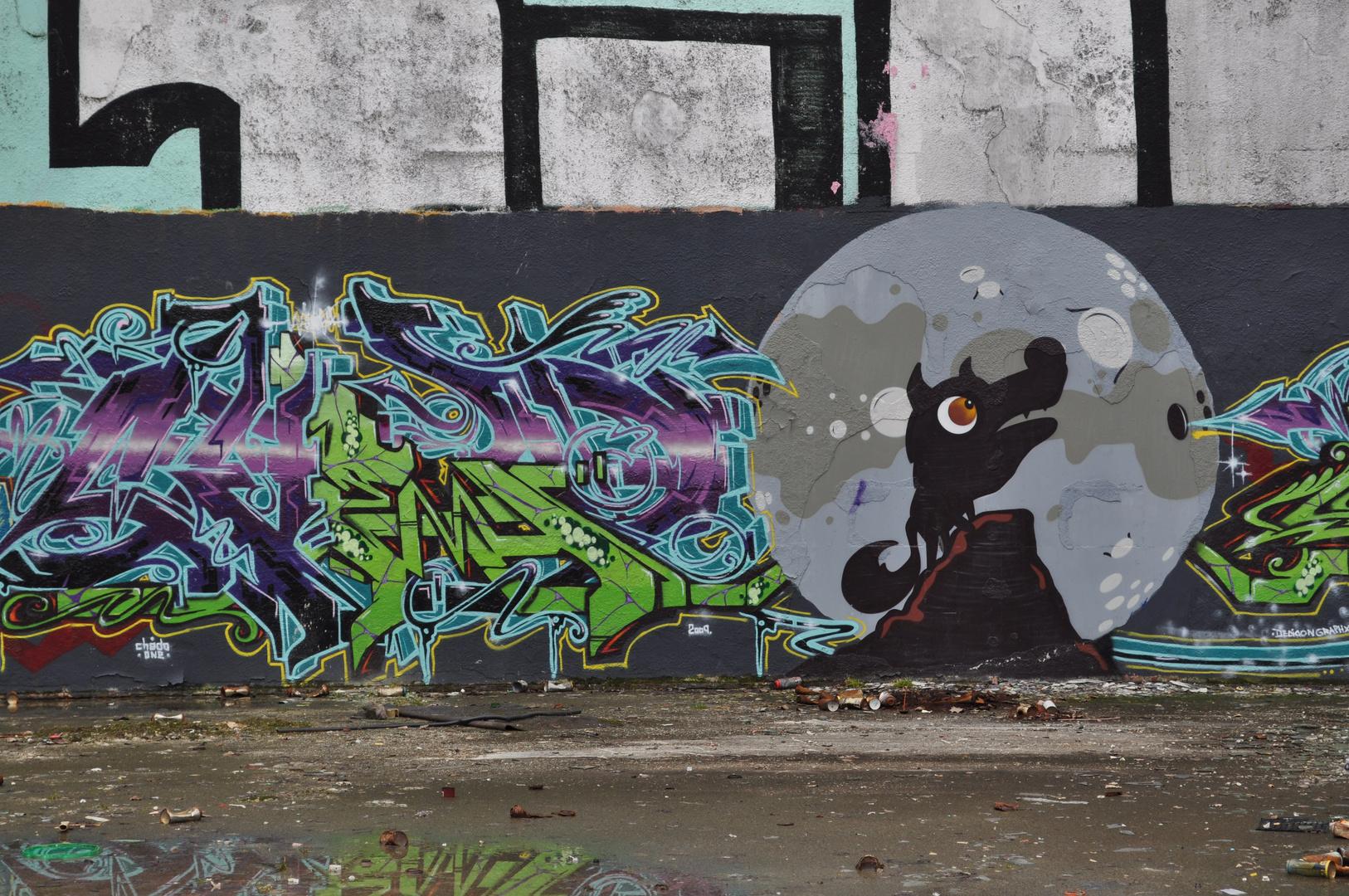 Graffix in Itzehoe
