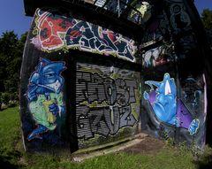 Graffy @ FishEye