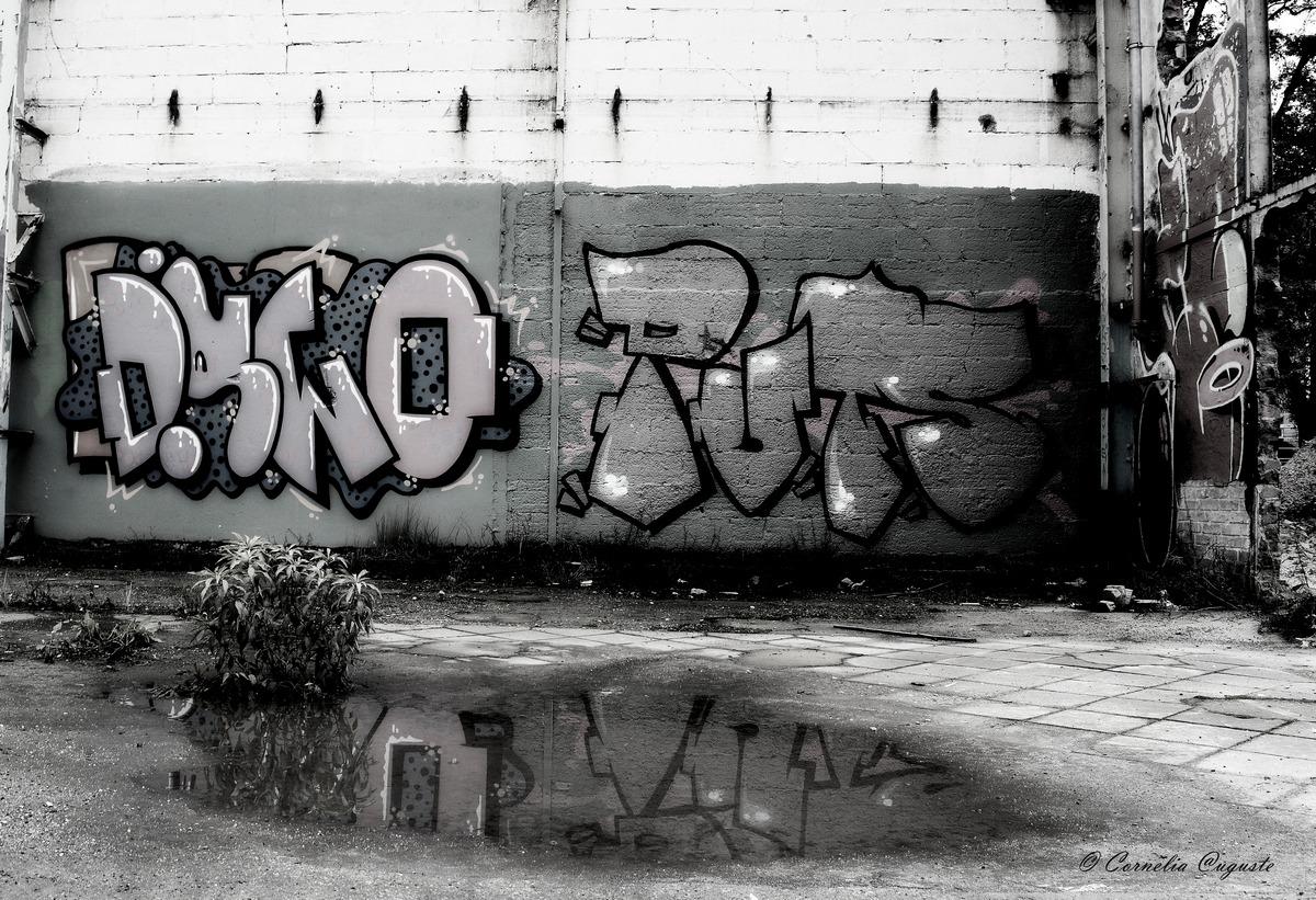 Grafitti....
