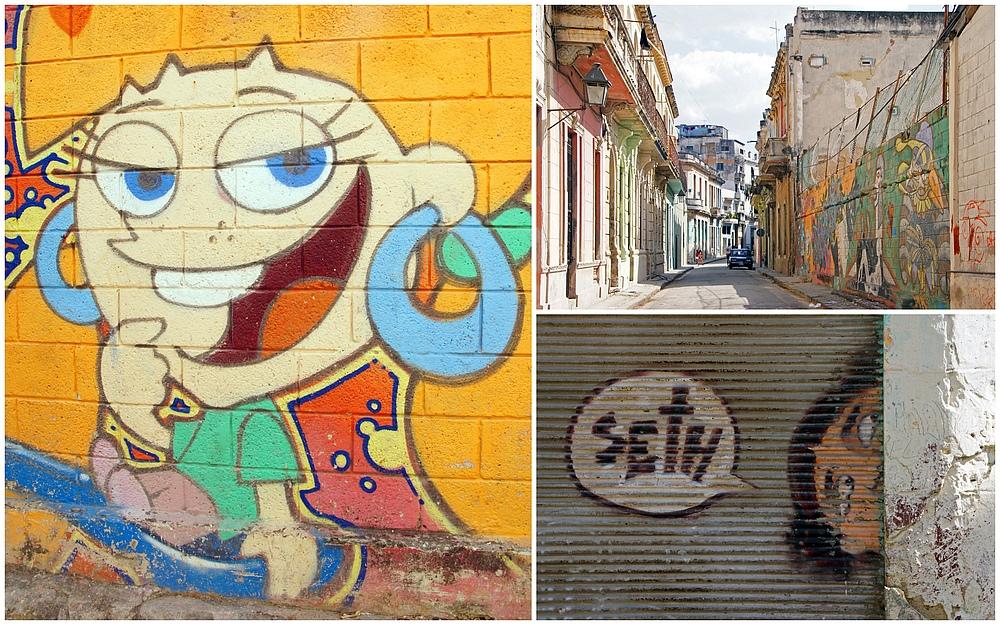 ..Grafitti..