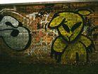 Grafitti in Krefeld Linn