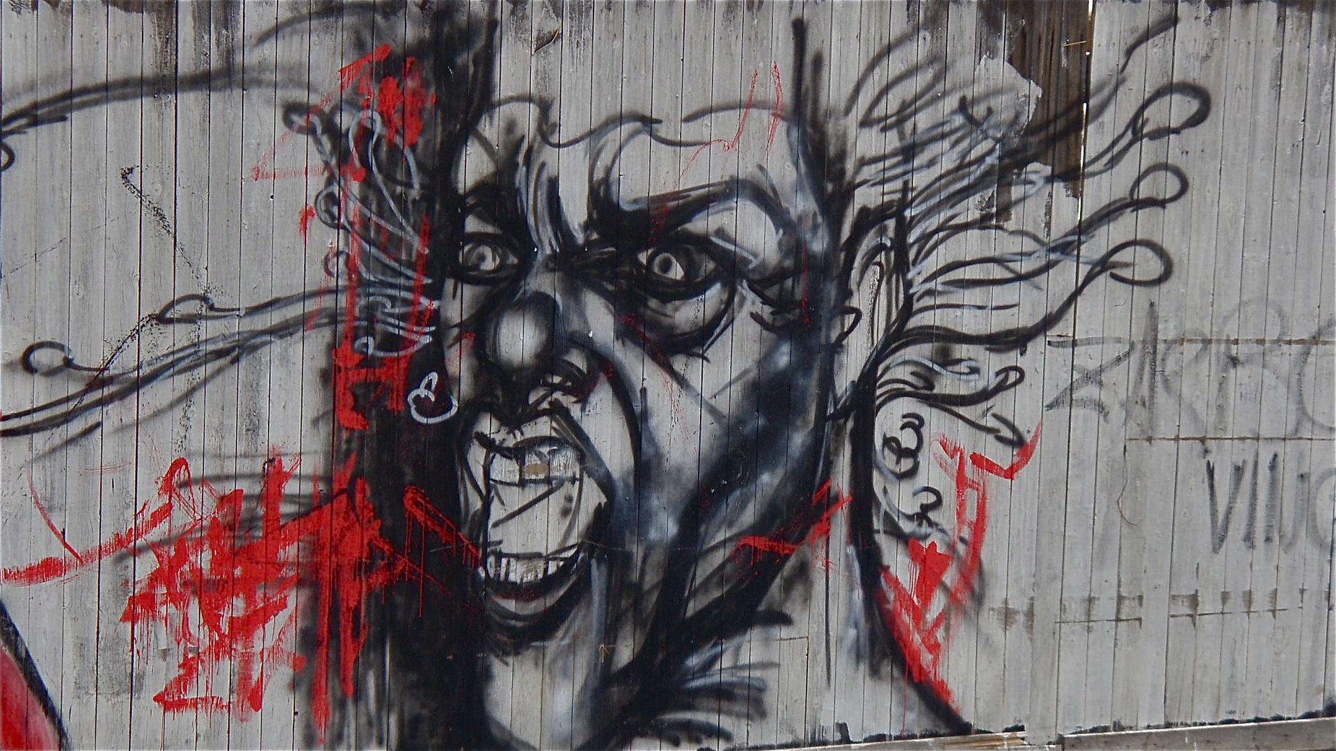 grafitti in noto, sicilia 2007