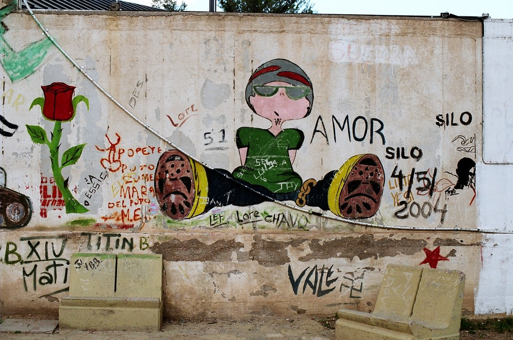 Grafitti La Boca
