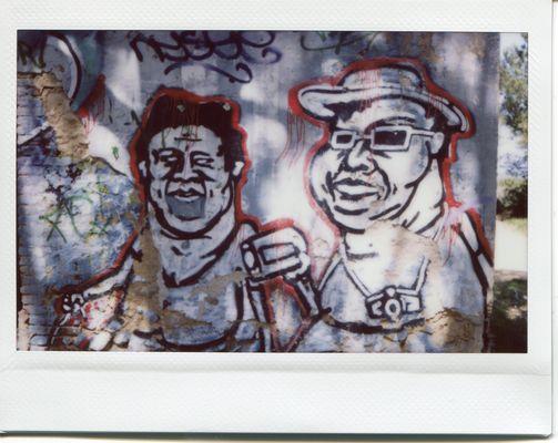 Grafity bei Palamos