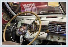 Graham-Paige Cockpit