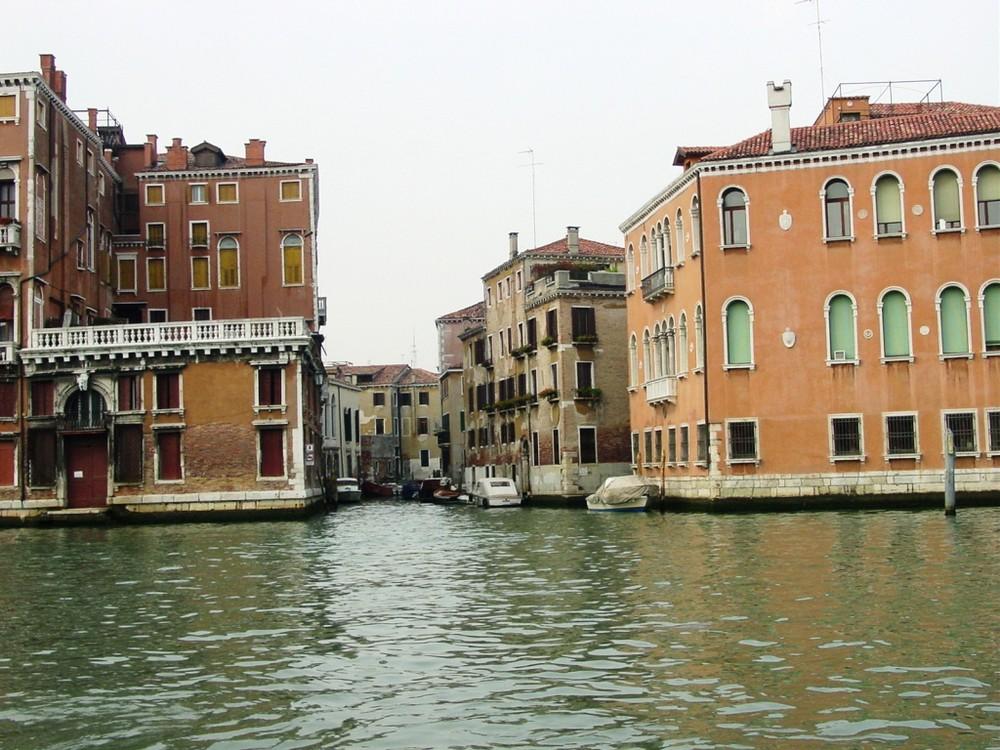 Gran Canal-Venecia-Italia