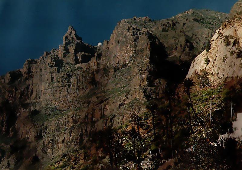 Gran Canaria Zentralmassiv