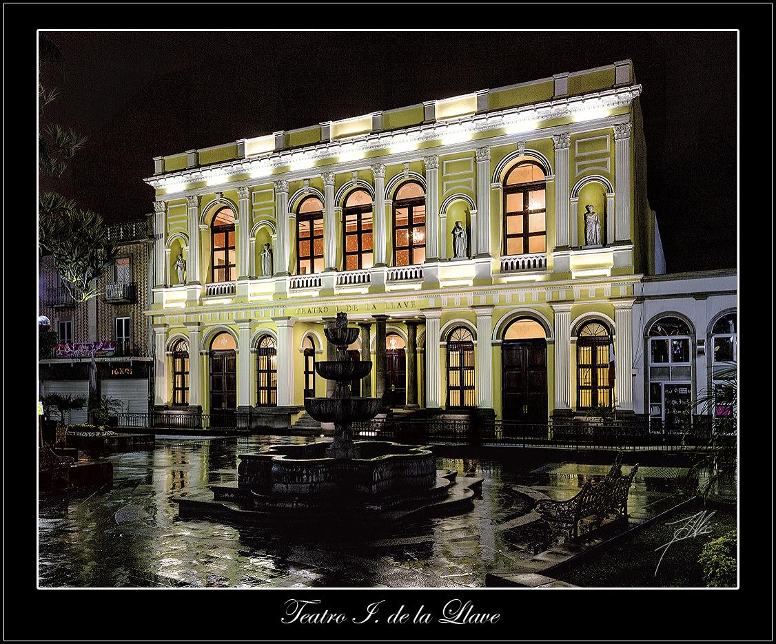 GRAN TEATRO I. DE LA LLAVE