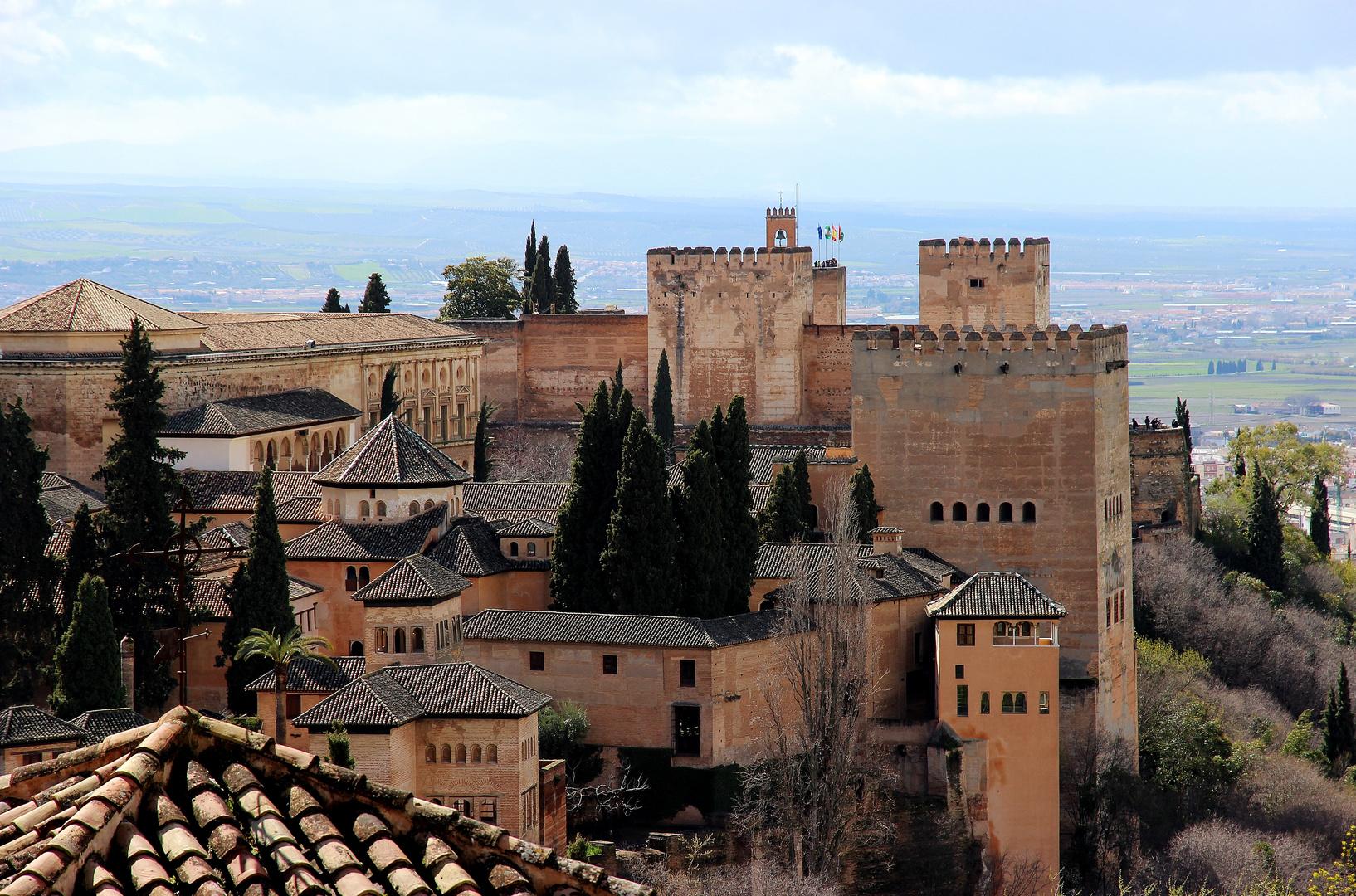 Granada - die Alhambra