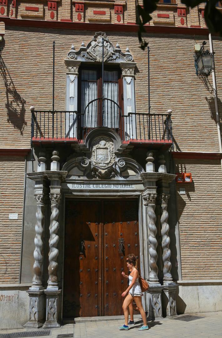 Granada schöne Tore