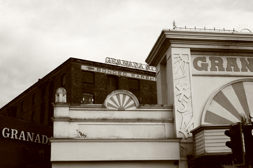 granada tv station (manchester)