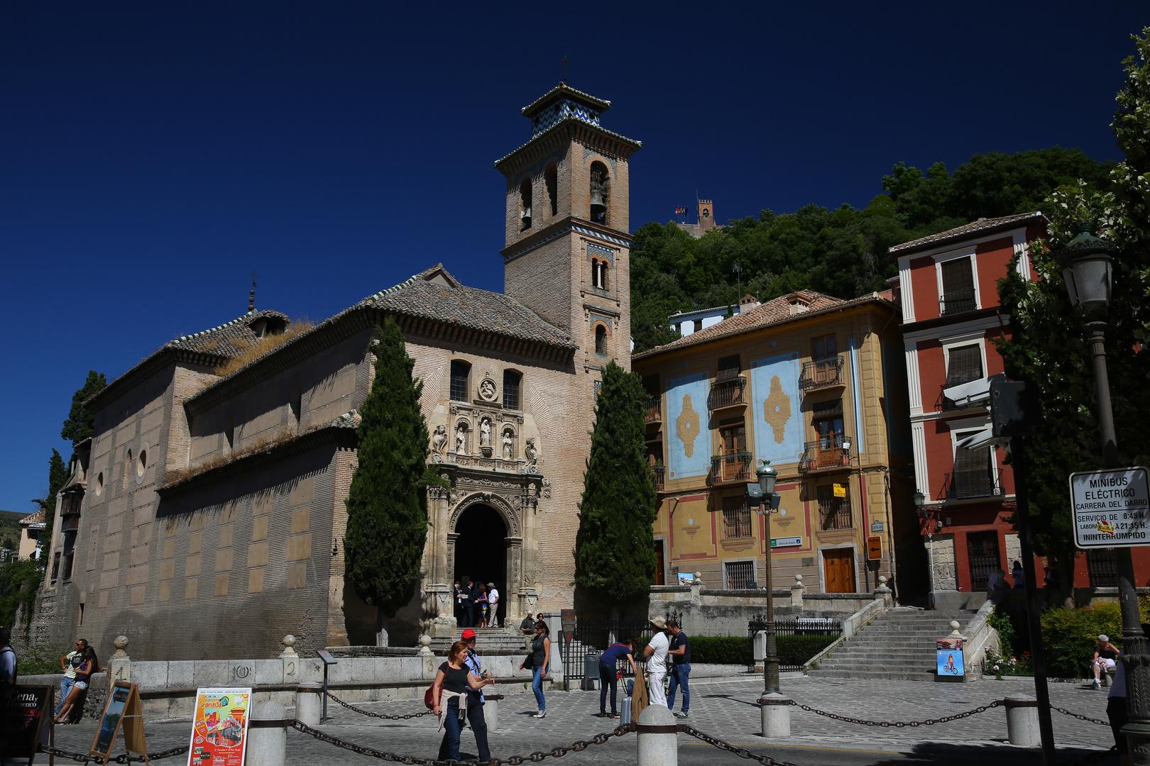 Granadas Kirchen 2