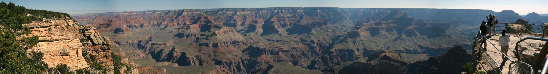 Grand Canjon Panorama (groß)