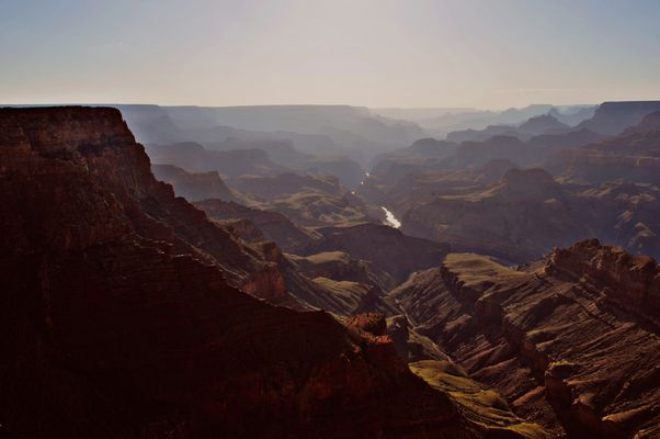 Grand Canyon - after sunset
