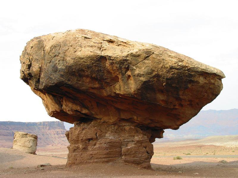 Grand Canyon - Balanced Rocks