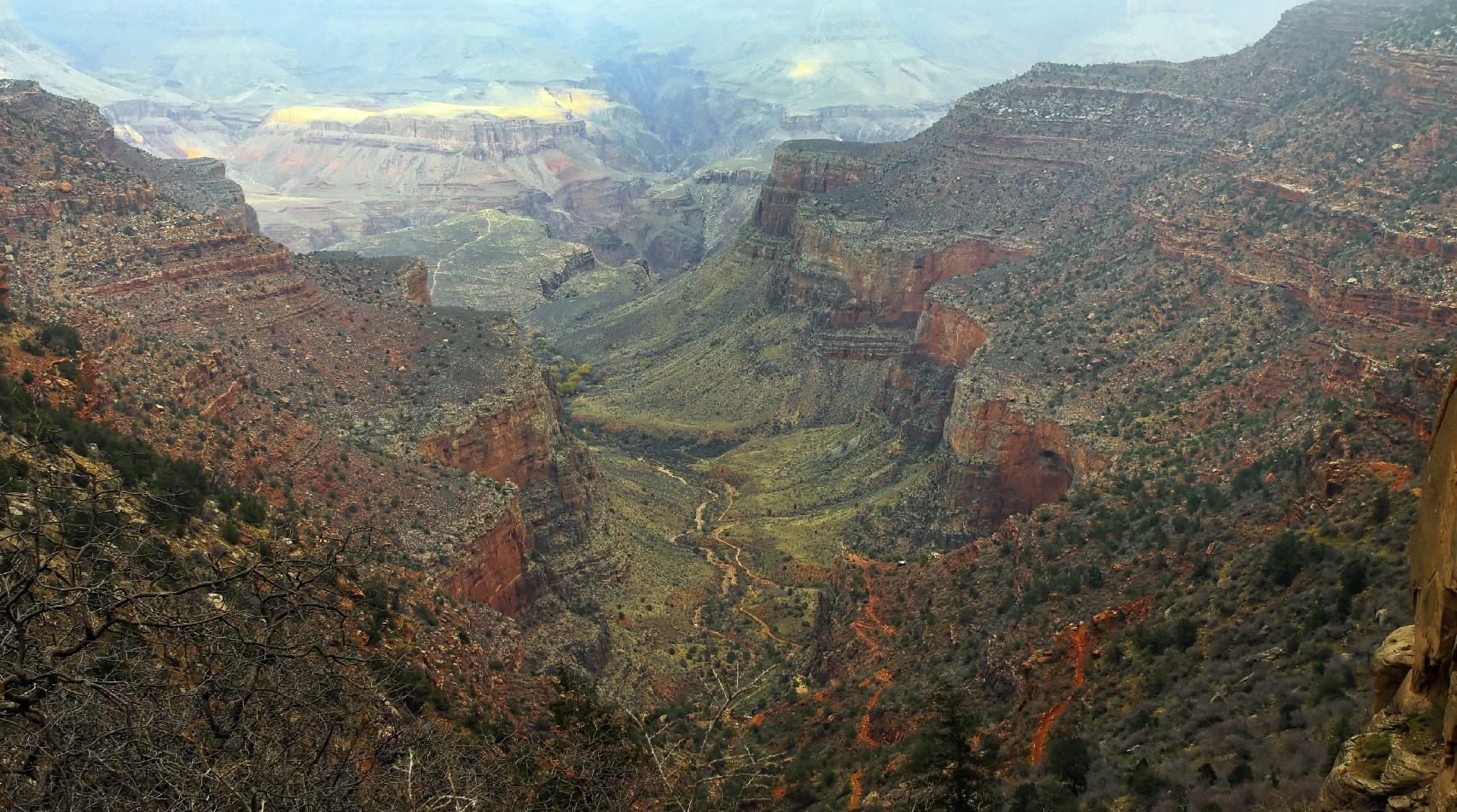 Grand Canyon - Bright Angel trail III.