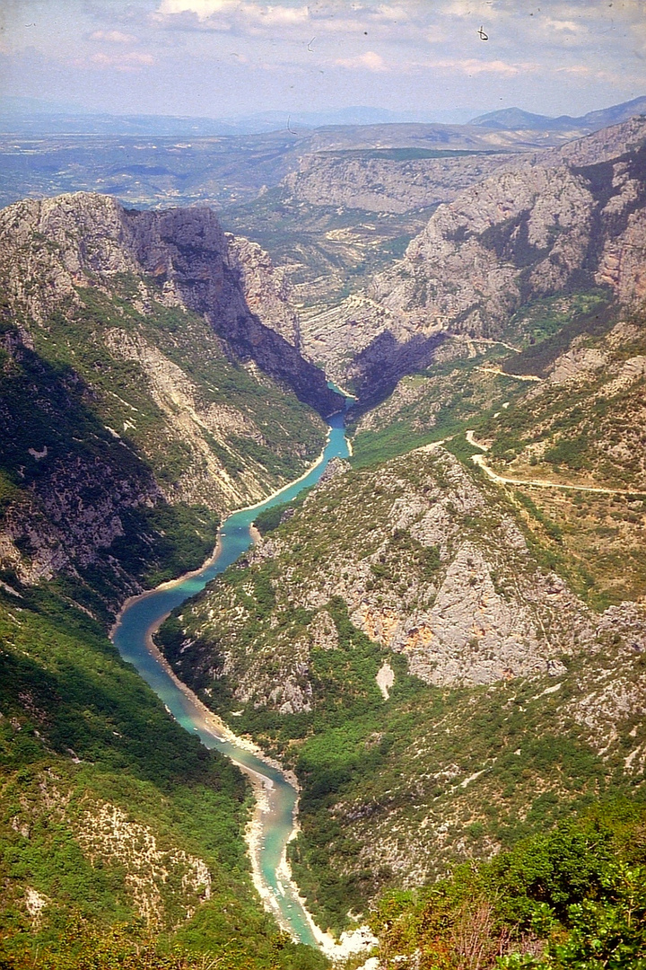 Grand Canyon de Verdon