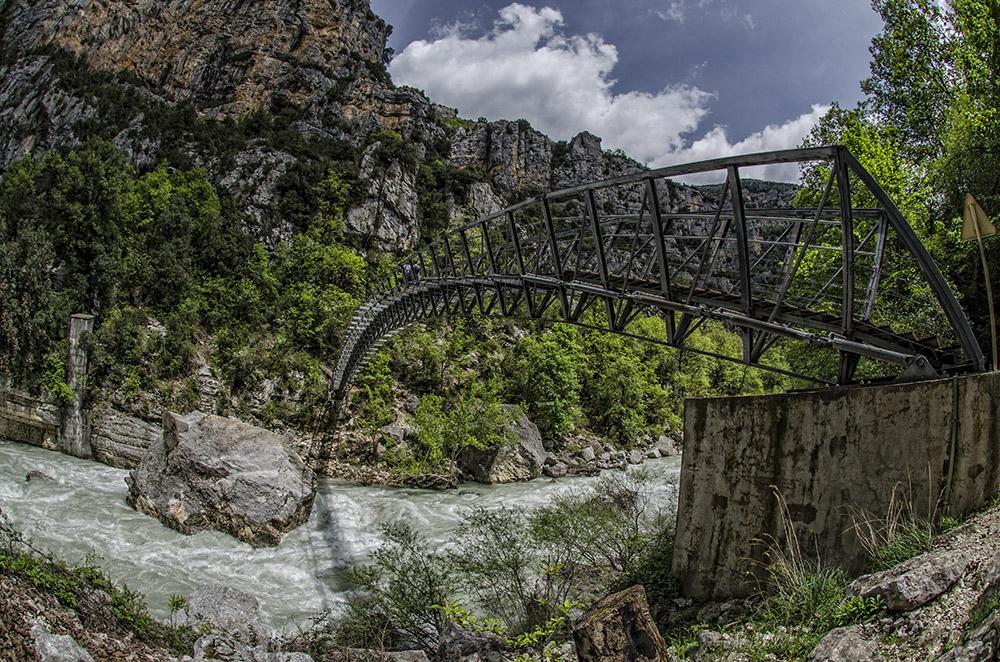 Grand Canyon du Verdon - der Polfilter... :-)