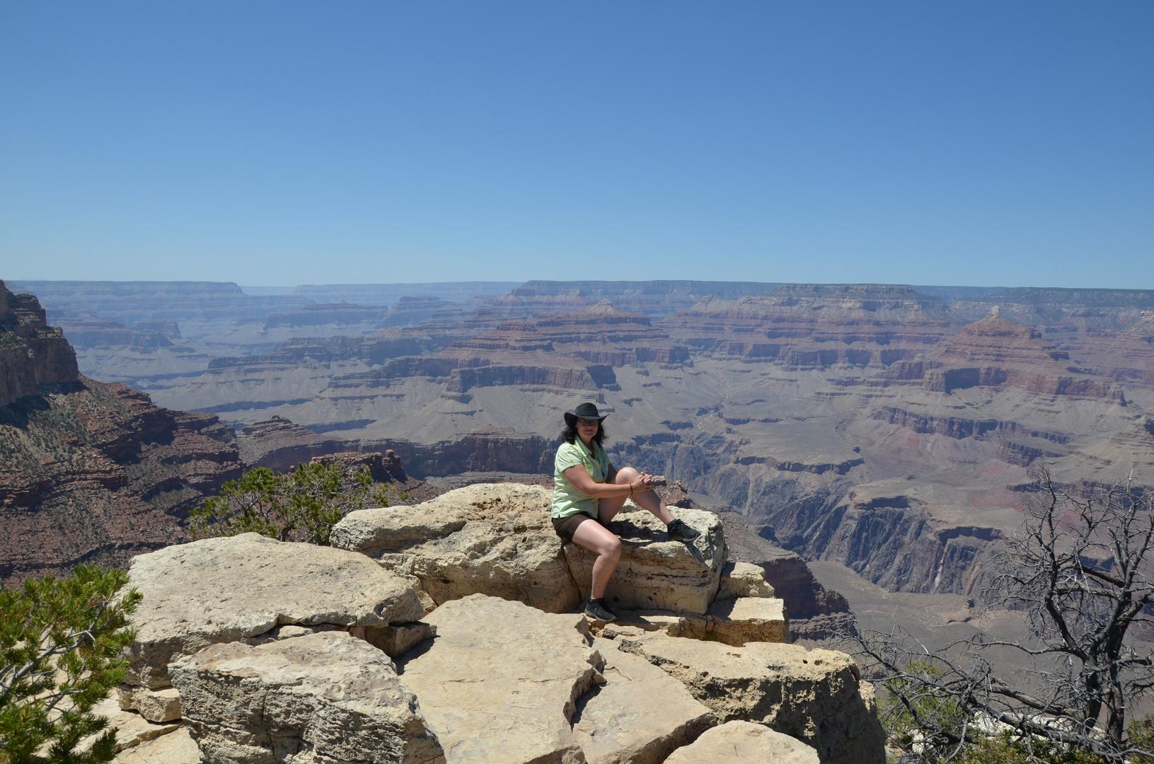 Grand Canyon - Endlose Weite