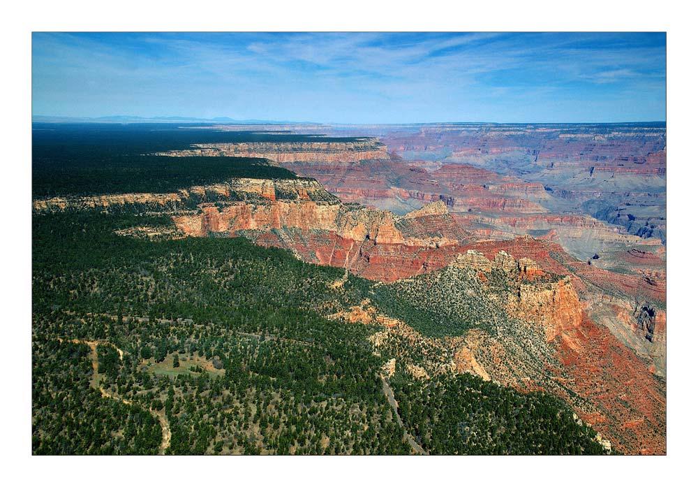 Grand Canyon: First sight - Erste Sicht