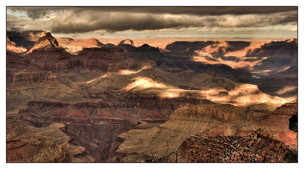 Grand Canyon HDR 1
