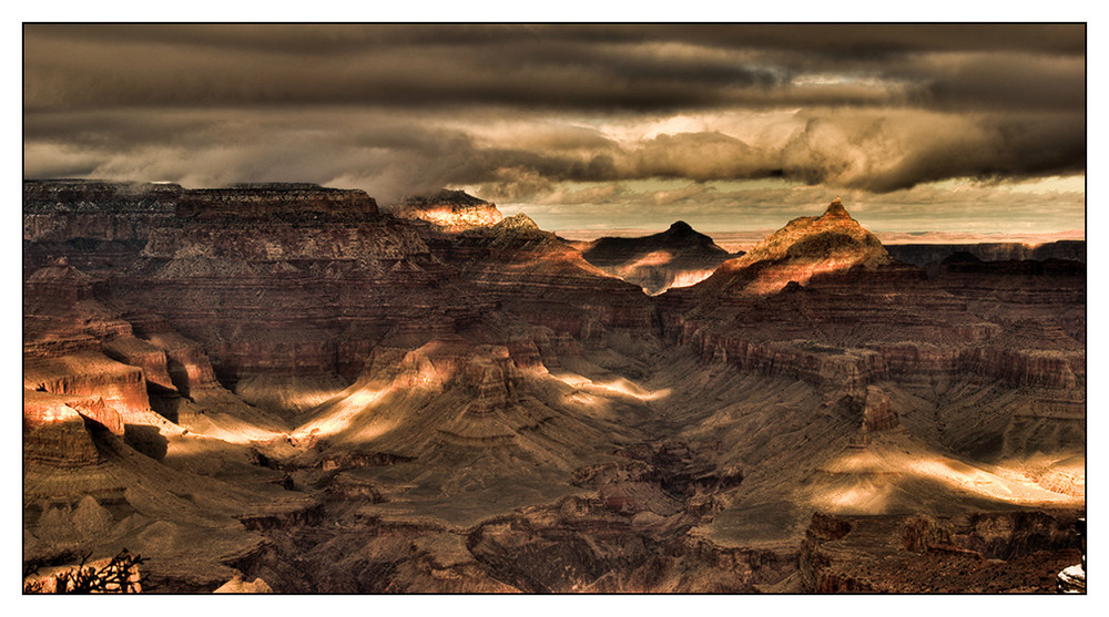 Grand Canyon HDR 2