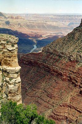 Grand Canyon - östlicher Ausgang