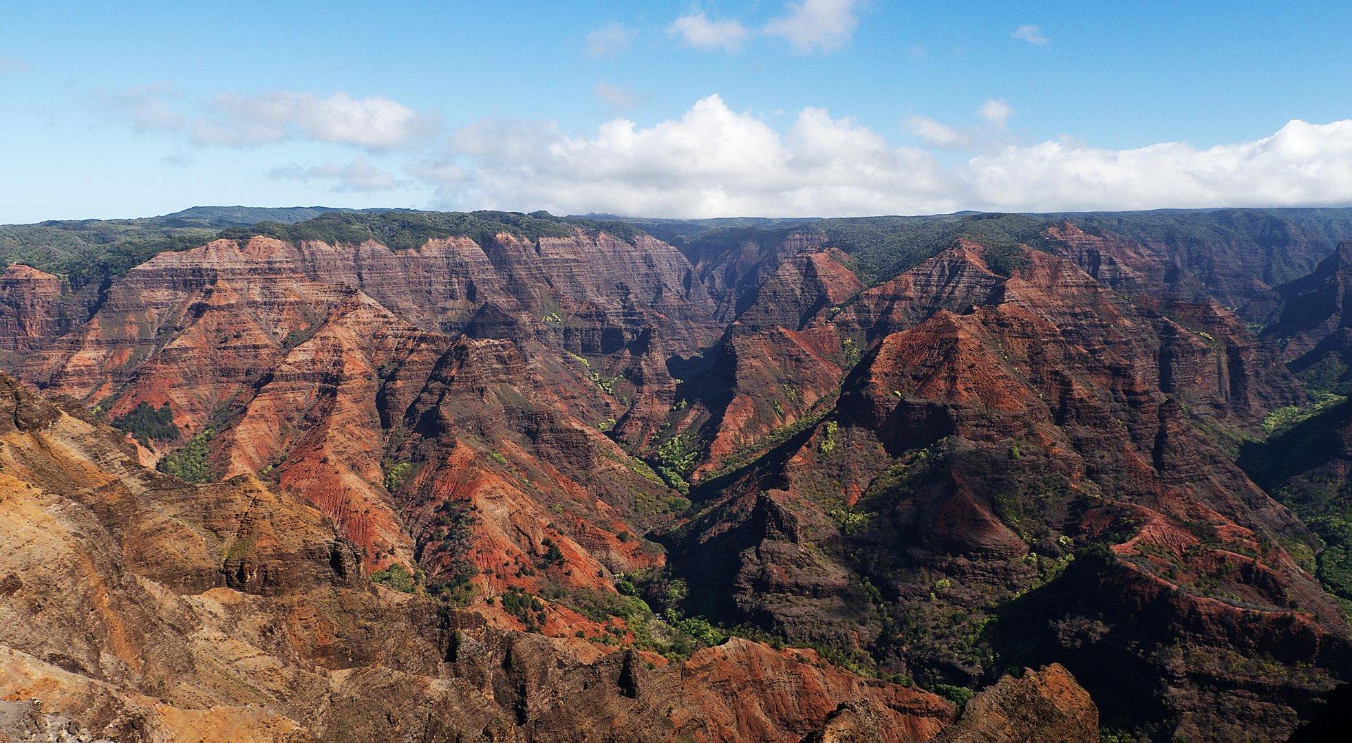 Grand Canyon of Hawaii