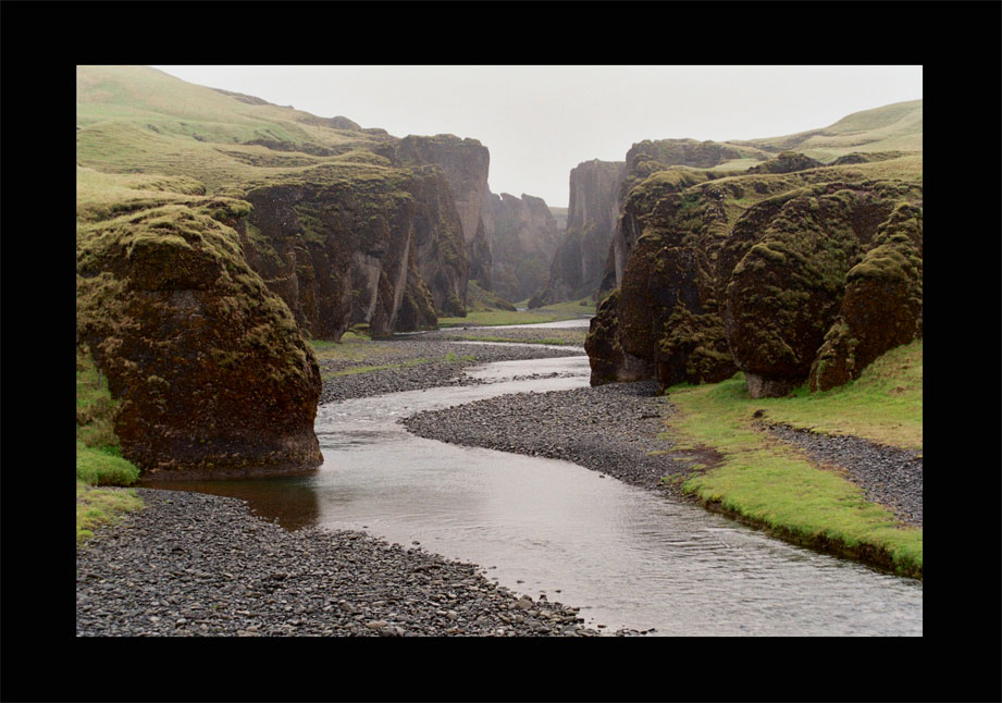 Grand Canyon of Iceland
