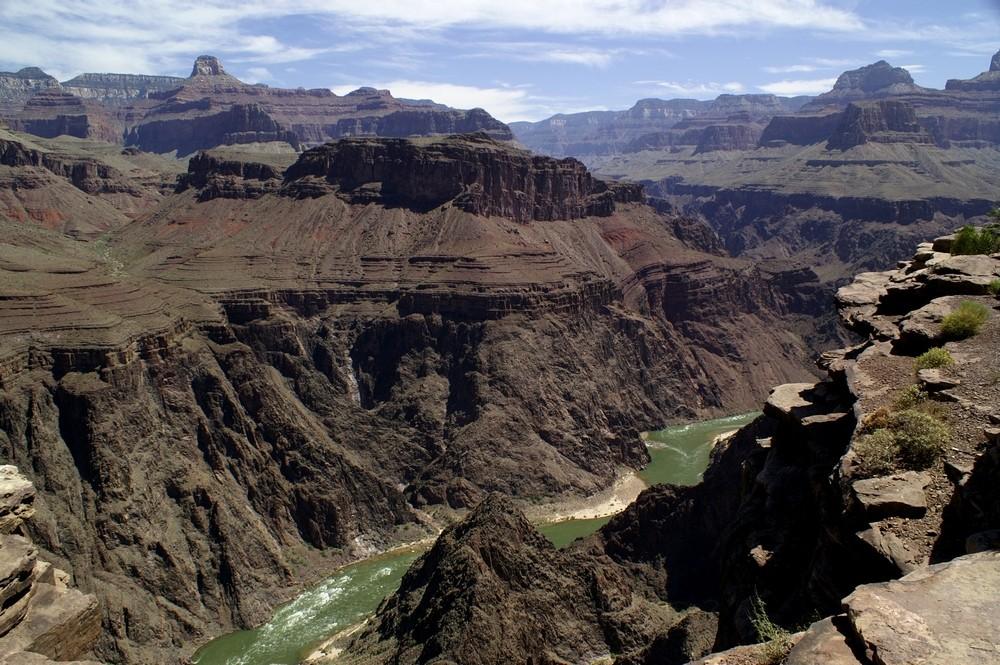 Grand Canyon - Plateau Point (1)
