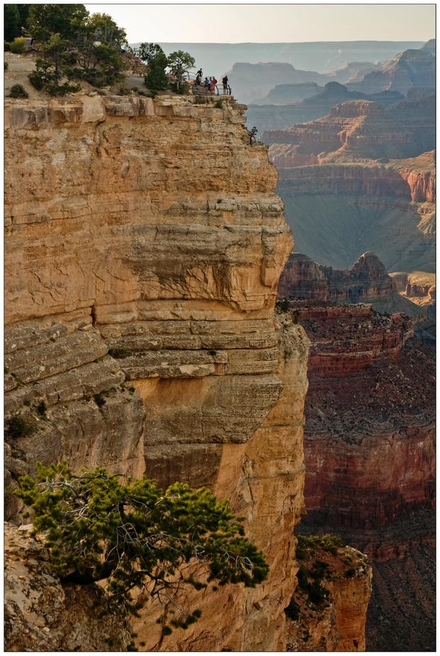 Grand Canyon South Rim - Arizona - USA