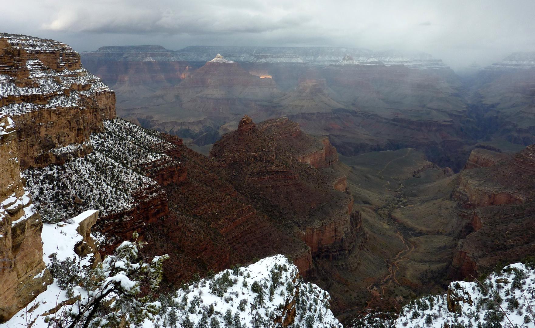 Grand Canyon - South Rim, AZ..