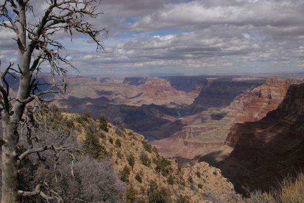 - Grand Canyon (South Rim) -