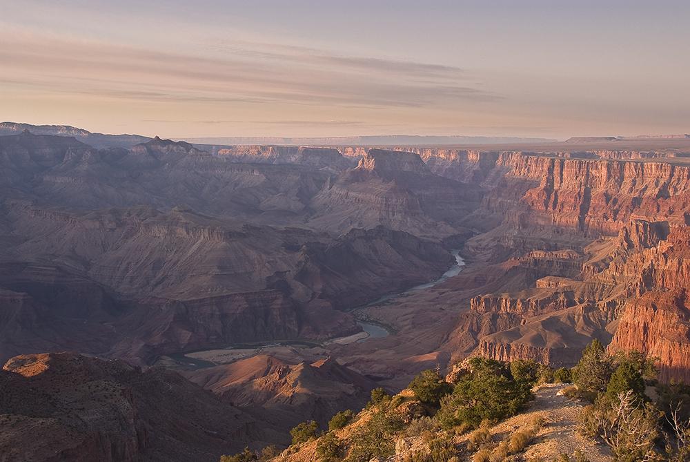 +++ Grand Canyon Sunset +++