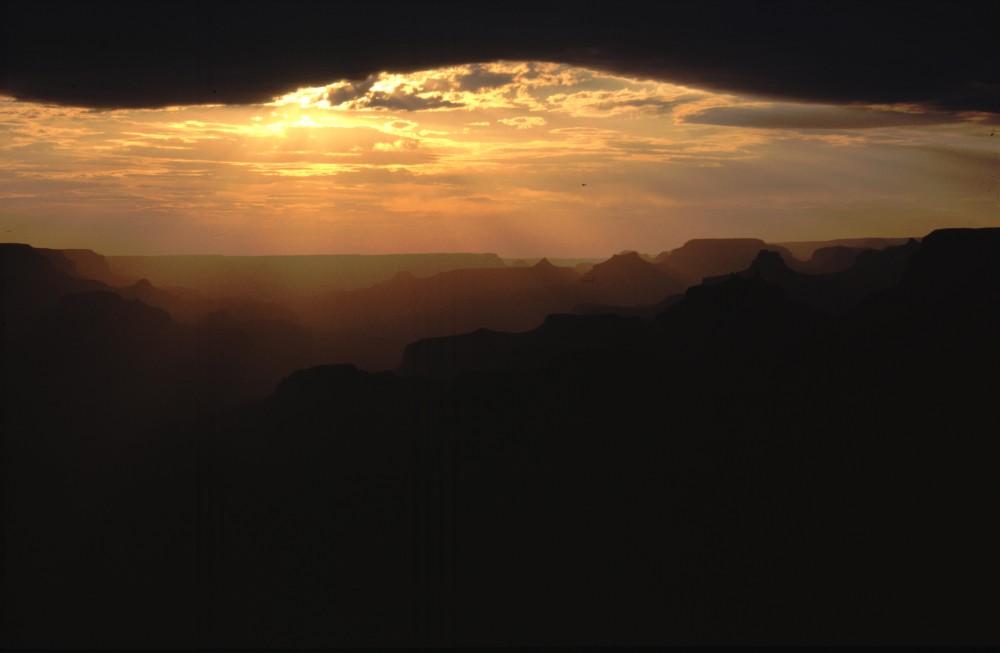 Grand Canyon Sunset II