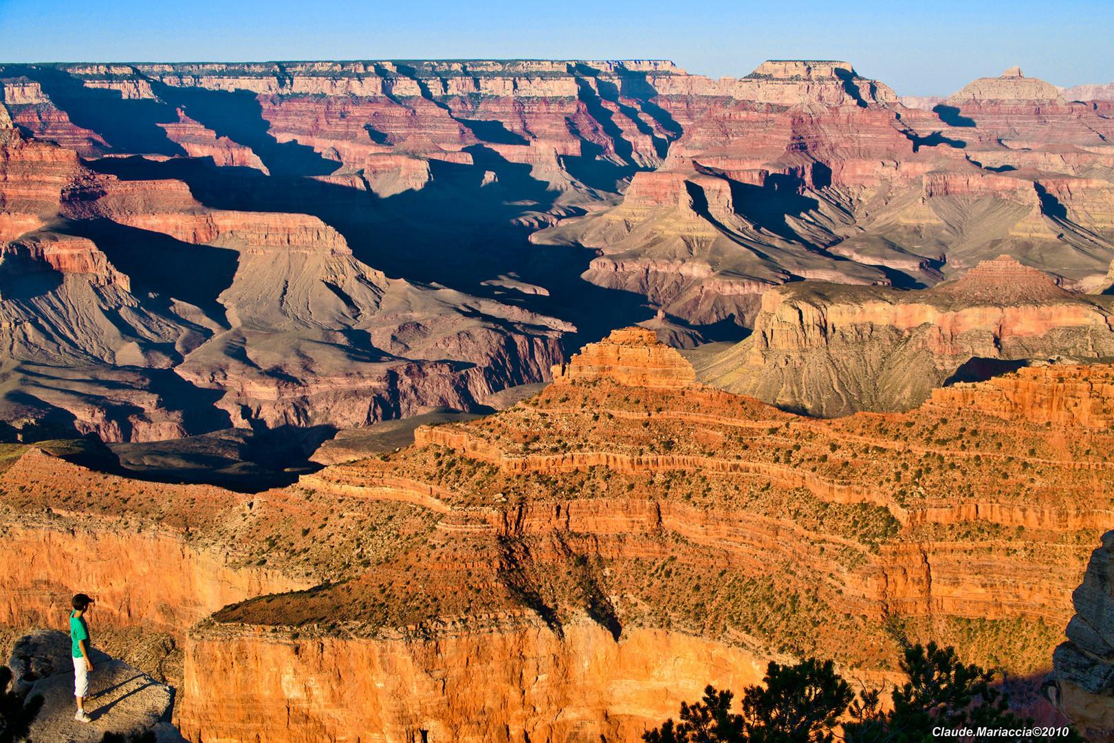 Grand Canyon - USA - 2010 - Sunset