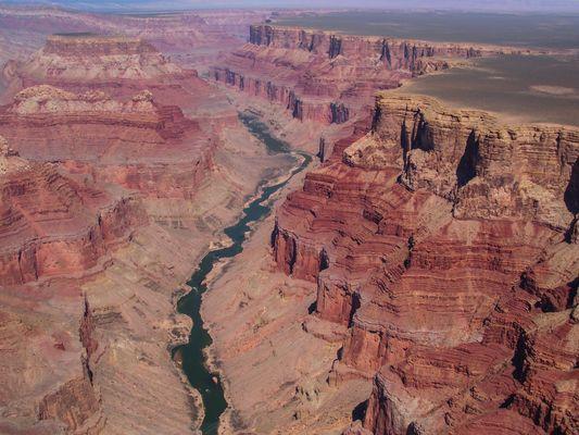 Grand Canyon vom Heli