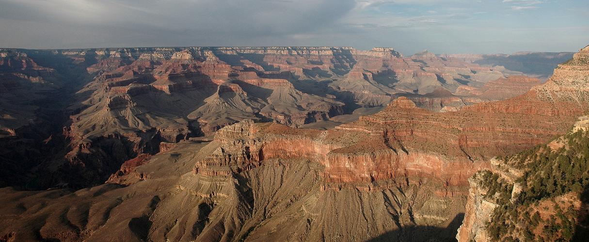 Grand Canyon vom Yavapai Point