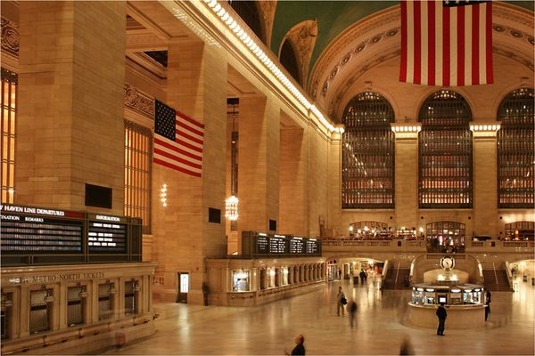 .Grand Central I.