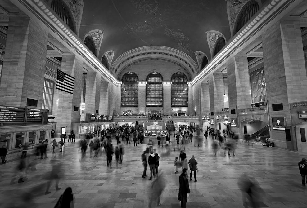 Grand Central - reloaded