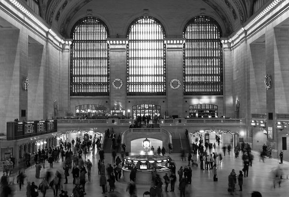 Grand Central Station New York