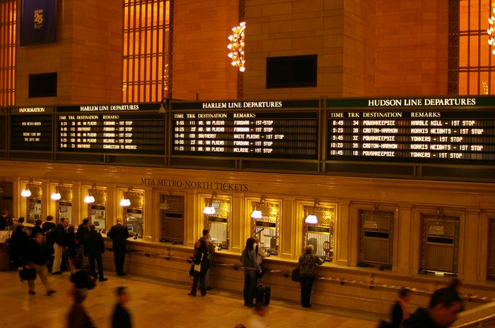 Grand Central Station-NYC