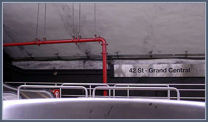 Grand Central subway