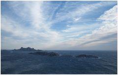 Grand frais sur l'archipel