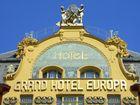 """""""Grand Hotel Europa"""" am Wenzelsplatz"""