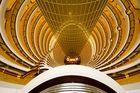 Grand Hyatt Shanghai - Blick auf die Lobby