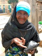 Grand-mère de Kano